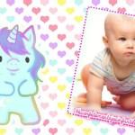 Unicornios Fotomontajes para editar gratis