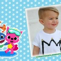 Fotomontajes de Baby Shark