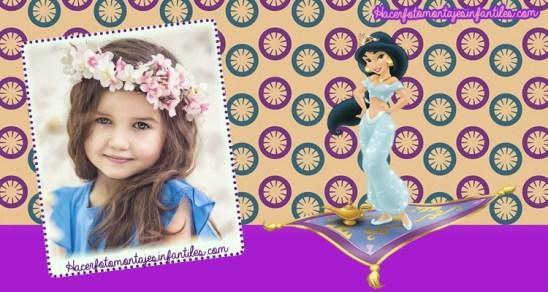 Fotomontajes Princesas Disney