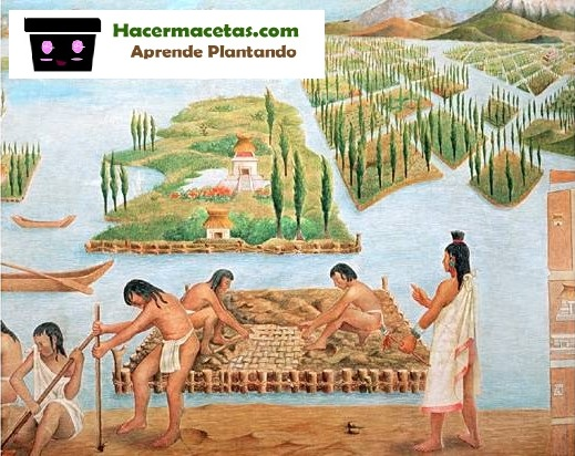 metodos hidroponicos en la historia