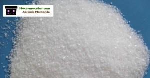 fosfato de monoamoniaco