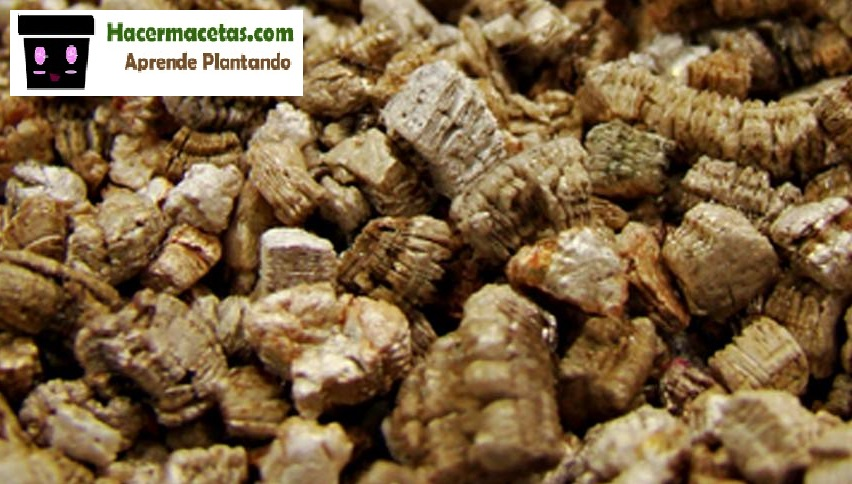vermiculita picada