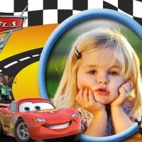 Marco infantil de Cars
