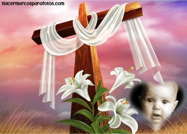 Marco de la cruz de Jesús