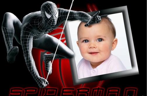 Marcos de Spiderman para fotos