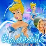 Marco para nenas de Cinderella