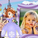 Marco para fotos de Princesa Sofía