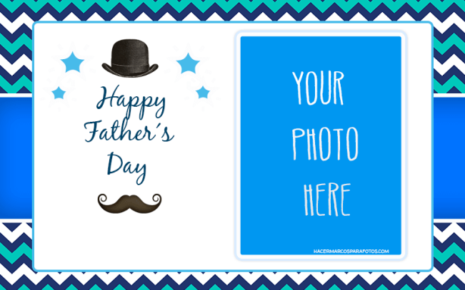 Happy Father s day Photo frame