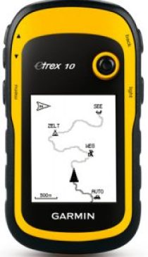 oferta GPS Garmin eTrex10 black friday