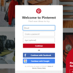 using pinterest to drive traffic to your food blog