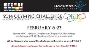2014 Olympic Challenge
