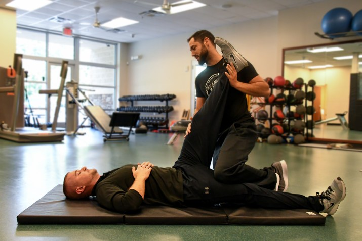 proprioceptive neuromuscular facilitation stretching