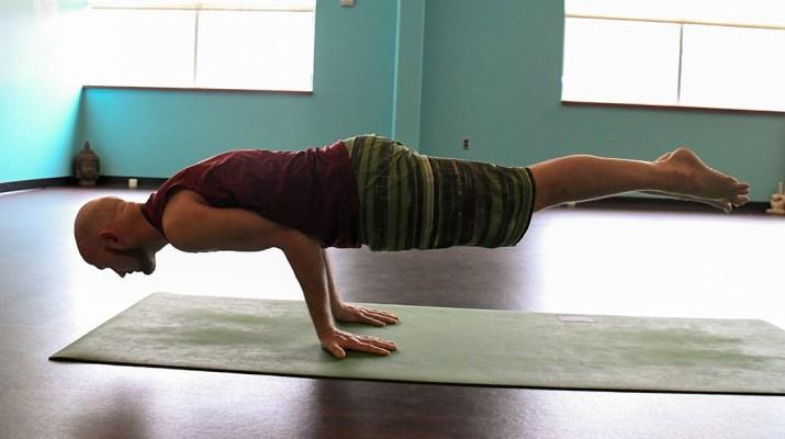 Dave yoga