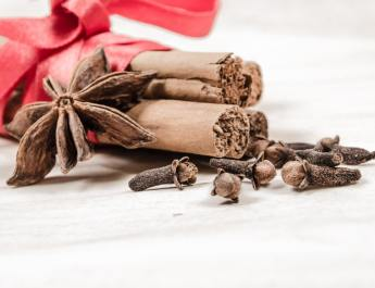 Cinnamon, Cloves, and Star Anise