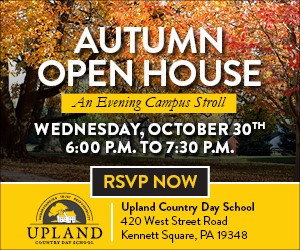 Upland Open House Oct 30