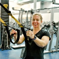 Upper Body Burn with TRX® and Bands