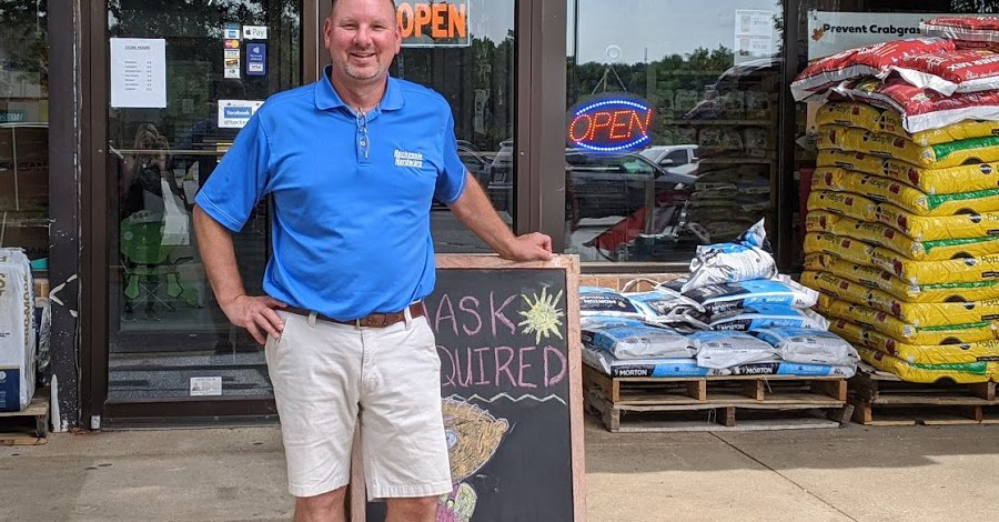 Hometown Hero: Phil Aeschleman of Hockessin Hardware