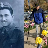 Underground Army; Miraculous Escape: Celebrating a 97-Year Old WWII Veteran