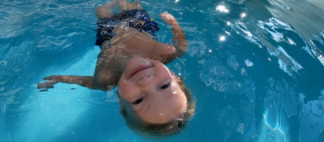 Swim, Baby, Swim! Teaching Kids Water Safety and Confidence