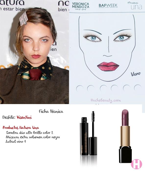 visentini makeup baf2013