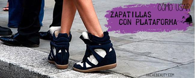 zapatillas con plataforma 5