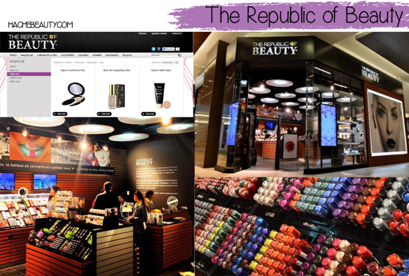 republic of beauty chile