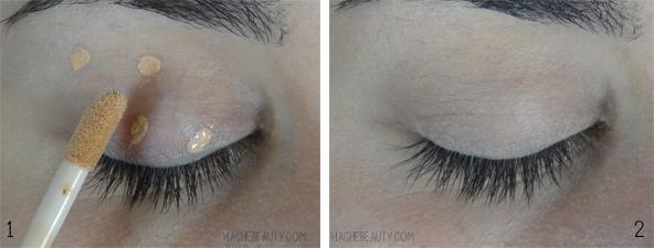 tutorial maquillaje 1 a b