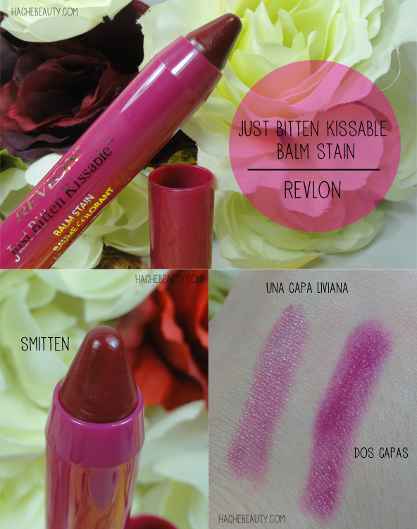 just bitten kissable balm stain Revlon argentina