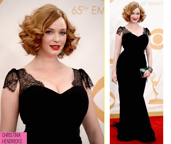 emmy 2013 christina hendricks