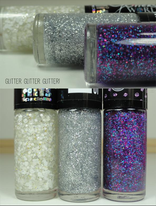 esmaltes hits glitter argentina brasil 2
