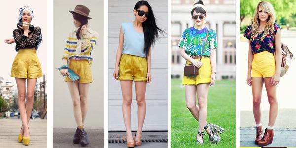 como usar amarillo verano tendencia argentina 5