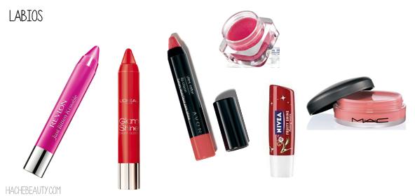 maquillaje verano tips 4 labios