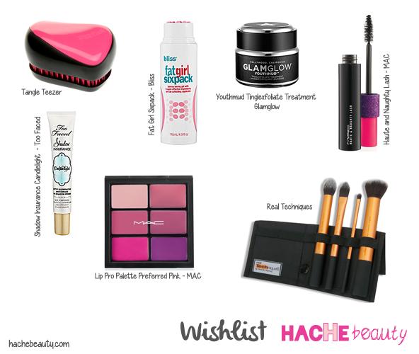 wishlist hache beauty 2013 2