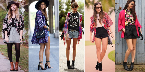 como usar kimono blazer jacket 3