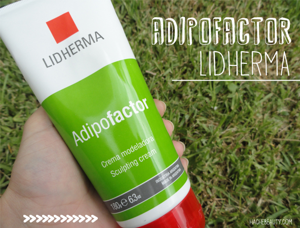 review adipofactor de lidherma hache beauty