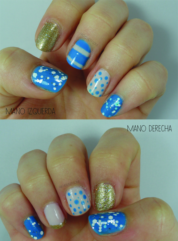 uñas mundial argentina world cup brasil hache beauty 1
