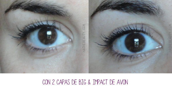 avon big impact mascara pestañas 7