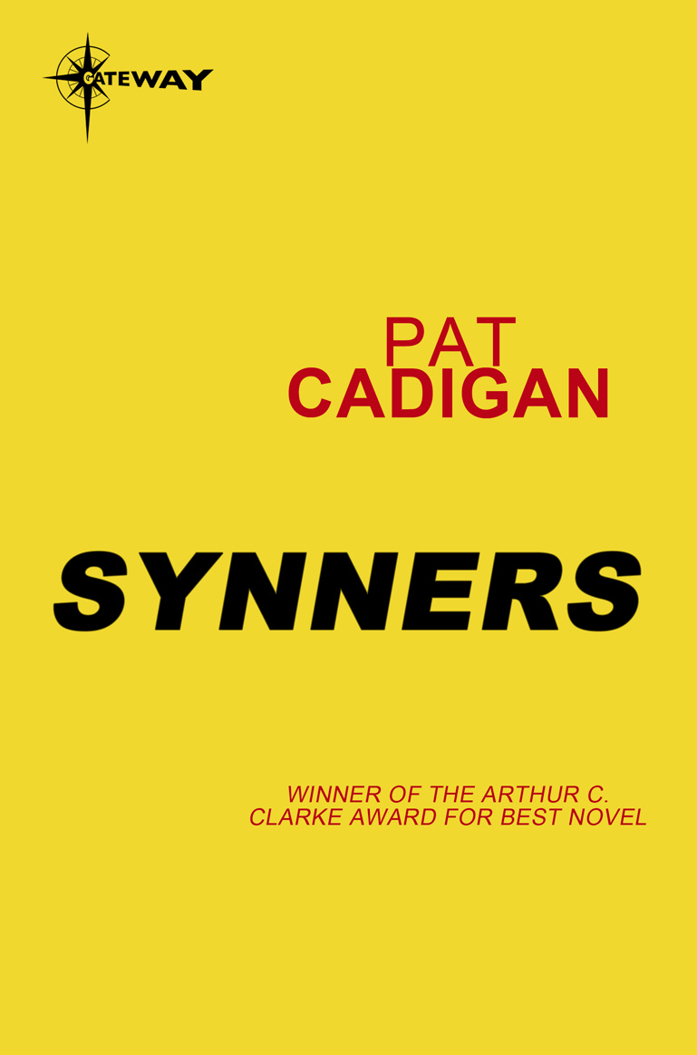 Synners : synners, Synners, Cadigan, Books, Hachette, Australia