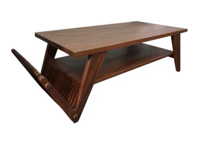 Compleja mesa de Centro