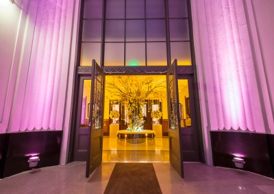 American Trade Hall Interiores