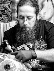 amsterdam tattoo artist tudor