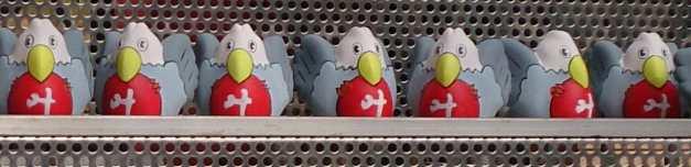 浅草鷲神社の叶鷲
