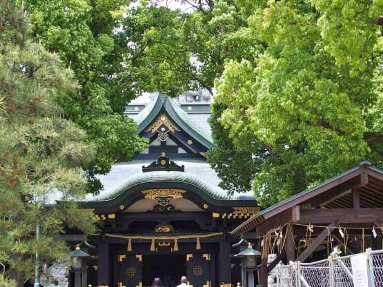 早稲田で限定授与出来る一陽来復が人気の穴八幡宮