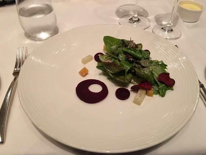 ナパの5つ星レストランLatouque