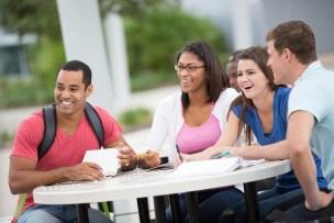 外国人の学生