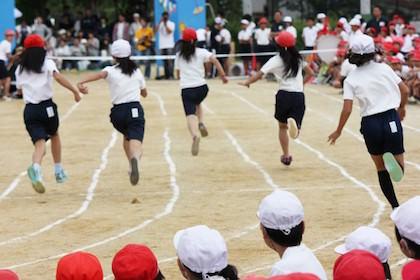 キャラ弁で応援したい小学生の子供の運動会