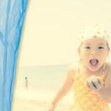 子どもと行く海水浴