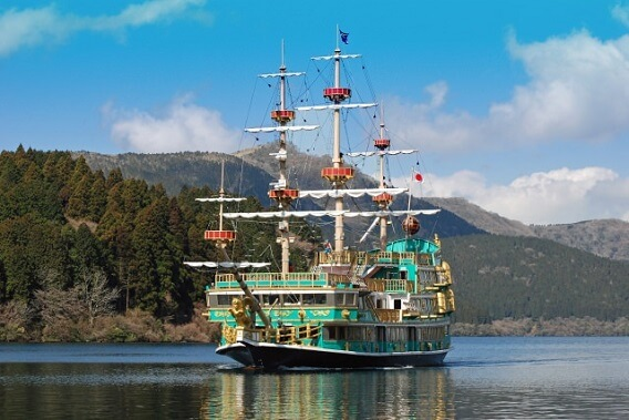 北村一輝が憧れた海賊の船