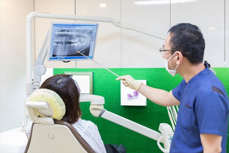 歯の根の治療は終わらない