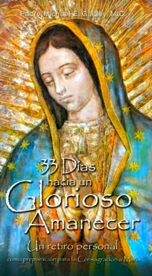 www.haciadios.com Consagración 33 días portada